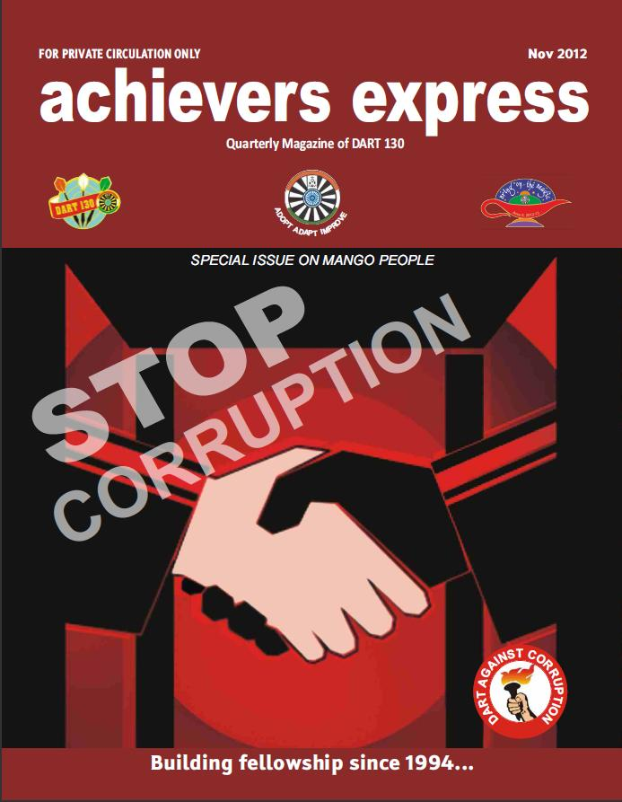 achievers express Nov 2012 -1