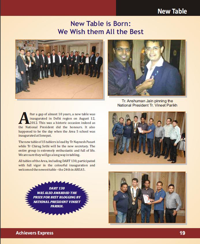 achievers express Nov 2012 -19