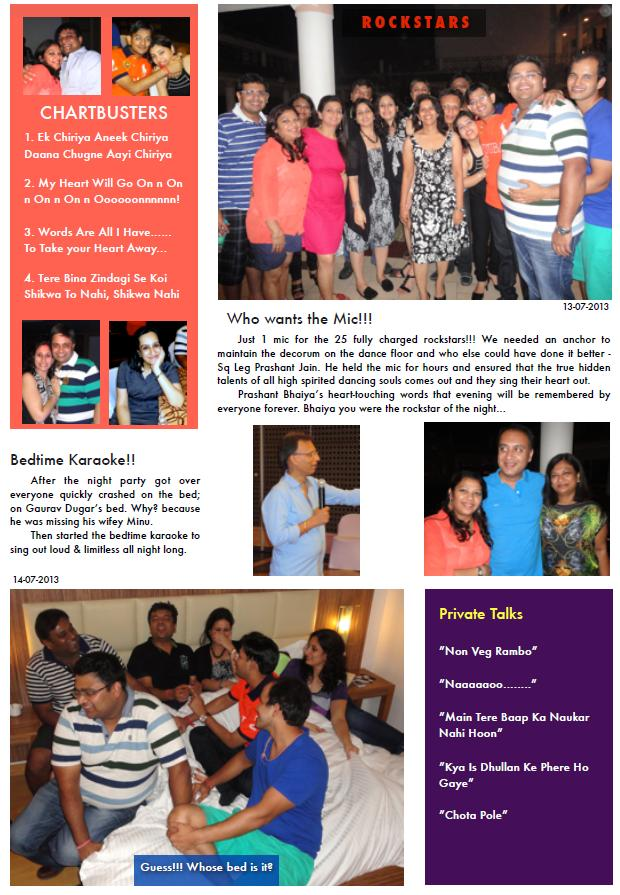 Bindass Magazine 5