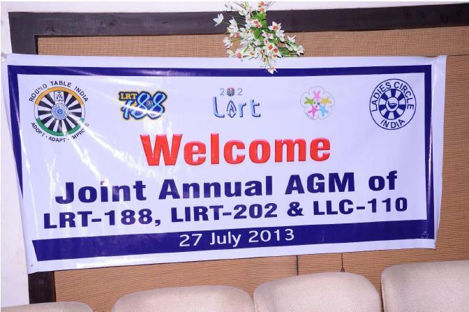 Jont Annual AGM 1